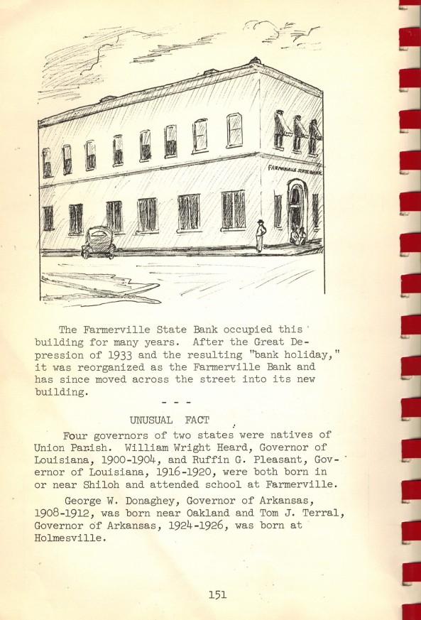 The Farmerville Bank