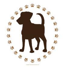 StC Dog Paw